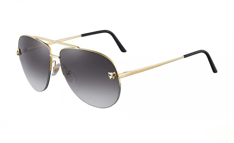8602ab7b15428a Sunglasses CARTIER CT0065S 001