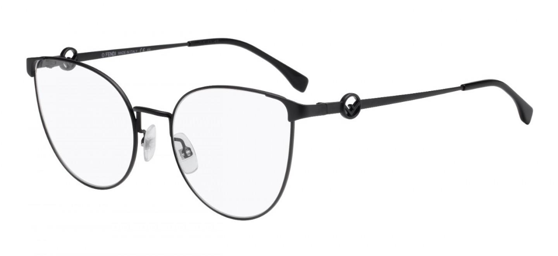 f1b8aaf6913f Eyeglasses FENDI FF 0308 807