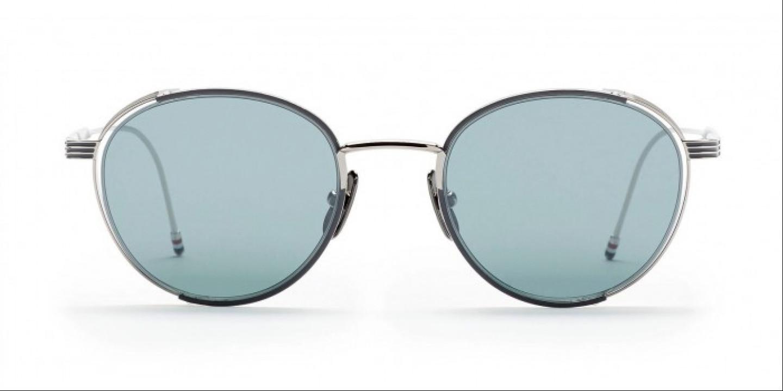 3c1b79fbc227 Sunglasses THOM BROWNE TB 106 SILVER