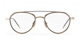 TB109 BLK/GLD optical